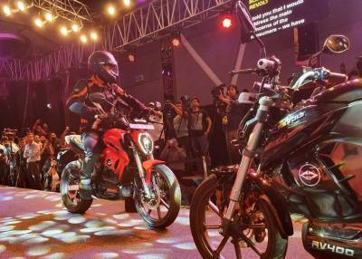 Revolt RV400 Electric Bike Specifications, Price, Special Features, Launch Date