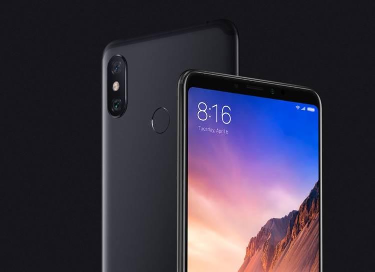 Mi Max Mi Note Series smartphones