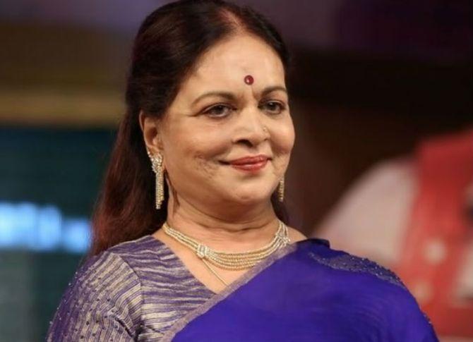 Vijaya Nirmala Passed Away