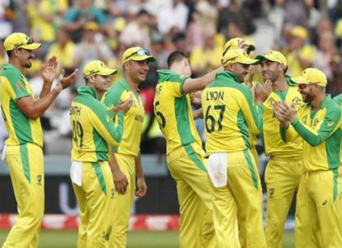 World Cup 2019 - Australia Team