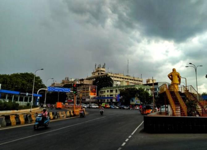 weather news today latest weather report chennai weather forecast imd chennai - அடுத்த 24 மணி நேரத்தில் மழை; சென்னையின் நிலை என்ன? - வானிலை மையம் புதிய அறிக்கை