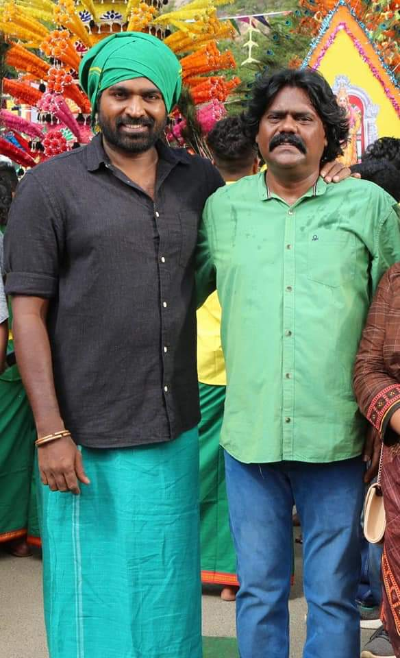 Vijay sethupathy new movie
