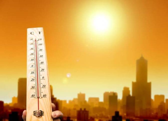 Today Chennai Weather Forecasting Monsoon 2019 Heatwave alert