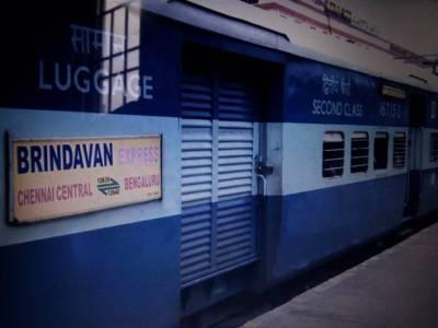 Chennai-Bengaluru Passenger trains