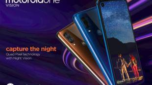 Motorola One Vision Smartphone Specifications, Launch, Price, Availability