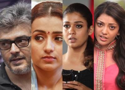 nadigar Sangam 2019, ajith, nayanthara, trisha, kajal agarwal