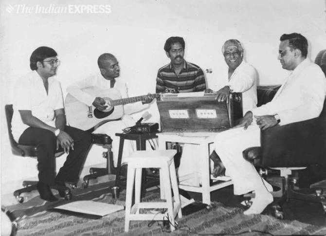 Happy birthday Ilaiyaraaja rare unseen photographs of the Maestro