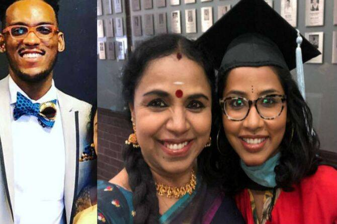 singer Sudha Ragunathan daughter marriage