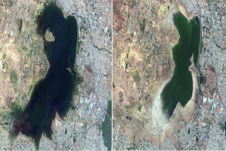chennai satellite pictures