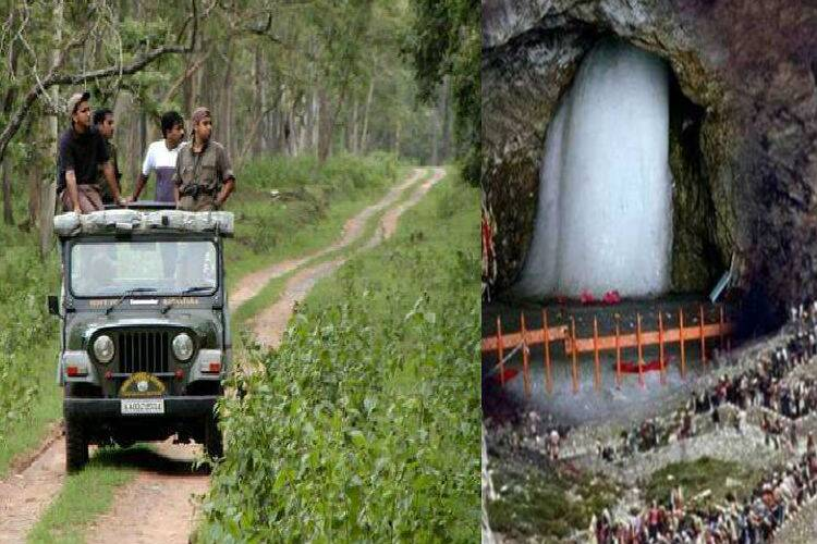 IRCTC's Amarnath Yatra