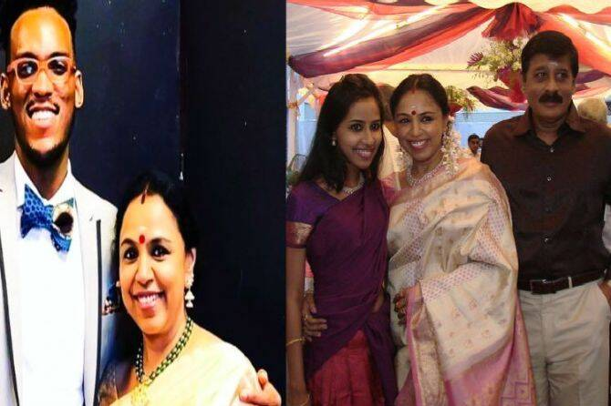 singer Sudha Ragunathan daughter malavika marriage