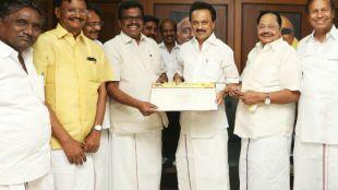 Thanga tamilselvan joinned dmk