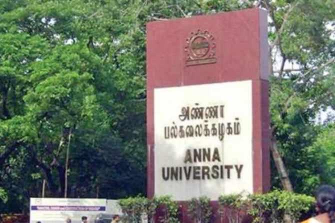 opportunities for collaborative research between tamilnadu annauniversity and China : சென்னை அண்ணா பல்கலைக்கழகம்
