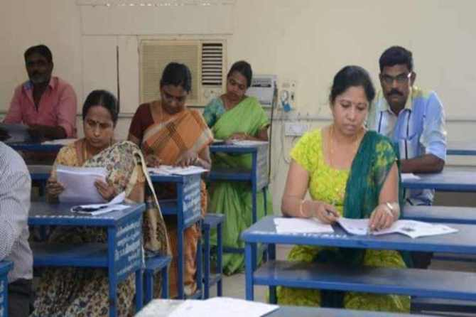 TN TRB Recruitment 2019, TN TRB Exam Notification 2019