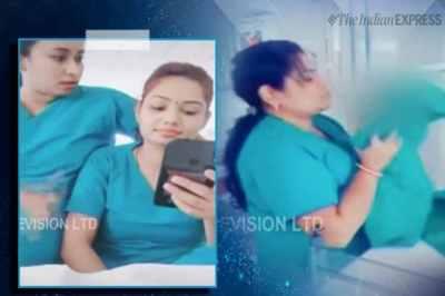 odisha, tiktok, nurses, video, neonatal ward, government hospital, ஒடிசா, டிக்டாக், நர்ஸ், வீடியோ, அரசு மருத்துவமனை, குழந்தைகள் நல வார்டு