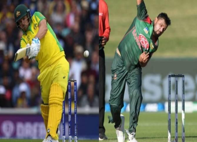 AUS vs BAN Live Score, Australia vs Bangladesh World Cup Live Score