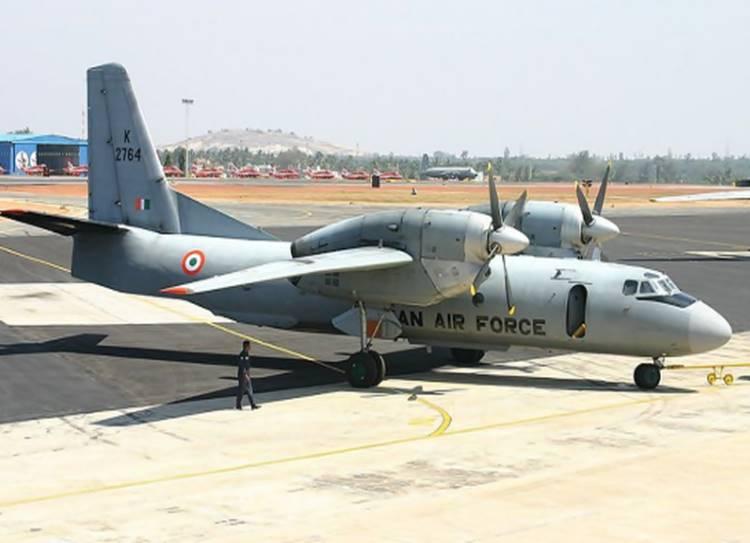 IAF AN-32 Aircraft crash : No survivors among 13 on board aircraft