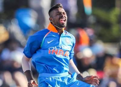 India vs australia world cup 2019 hardik pandya performance