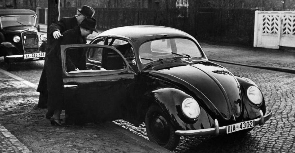 Volkswagen Beetle Final Edition SE SEL - The journey of VW Beetle from 1938