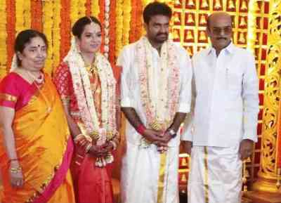 AL Vijay marriage