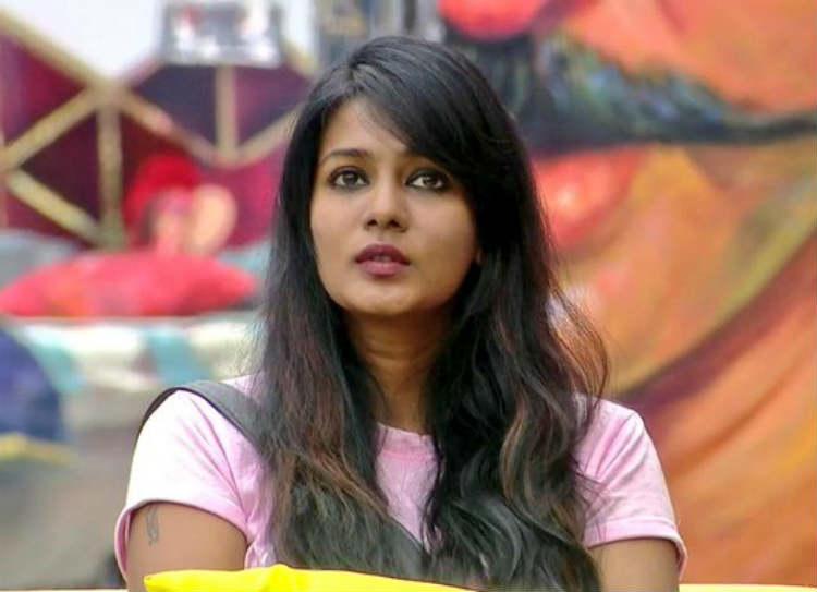 Bigg Boss Meera Mithun