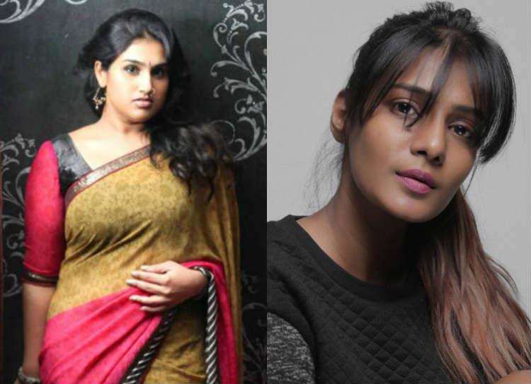 Bigg Boss Tamil 3 Vanitha Vijayakumar and Meera Mithun
