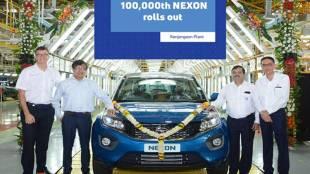 Tata Motors Nexon hits 1,00,000 units