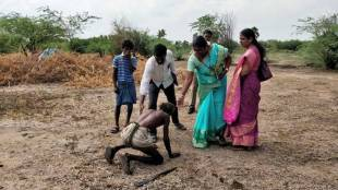Kancheepuram woodcutting unit bonded labours