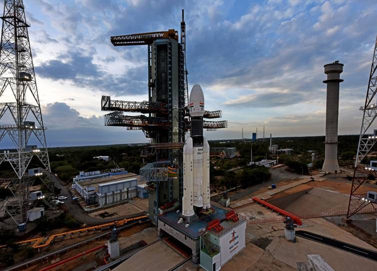ISRO's Chandrayaan-2 launch Scheduled at 2.43 pm today, ISRO's Chandrayaan-2 Launch, Moon Shot Launch