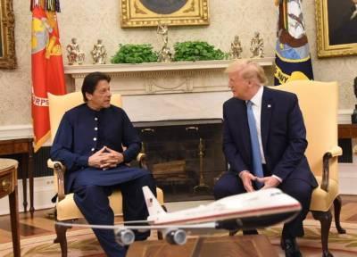 USA President Donald Trump to mediate on Kashmir