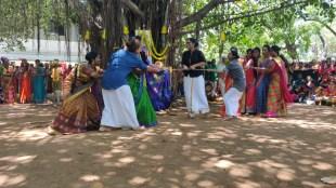 Aadi amavasai, aadi perukku, aadi 18 special, dr mgr janaki womens college celebration, ஆடிப் பெருக்கு