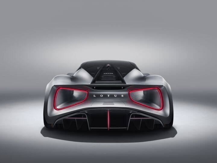 Lotus Evija World's powerful electric hypercar specifications