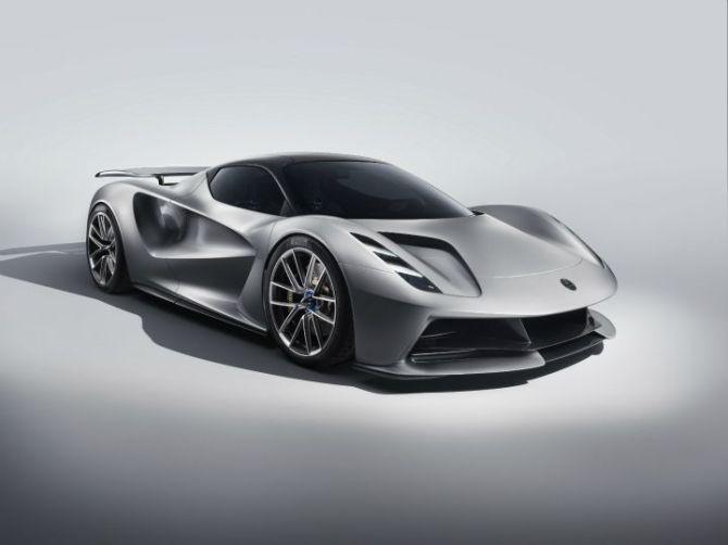 Lotus Evija World's powerful electric hypercar specifications