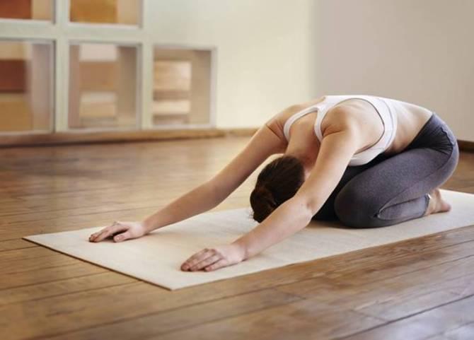 Stress Reducing Yoga Postures