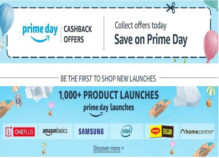 Amazon Prime Day Sale 2019 Offers, Deals, Amazon Prime membership
