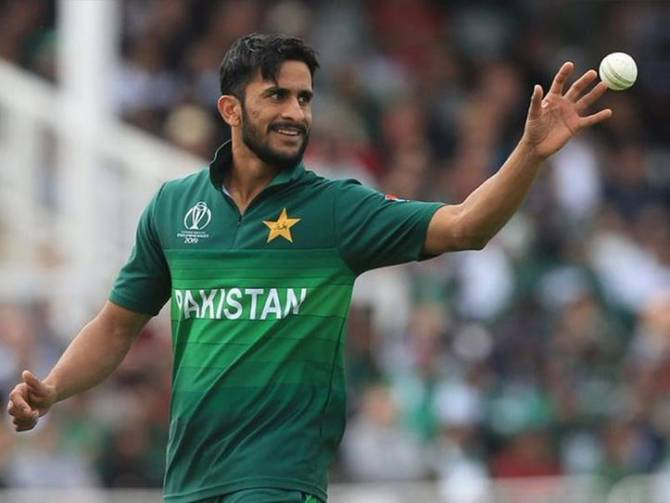 Pakistan Cricketer Hasan Ali marries Indian girl Shamia Arzoo