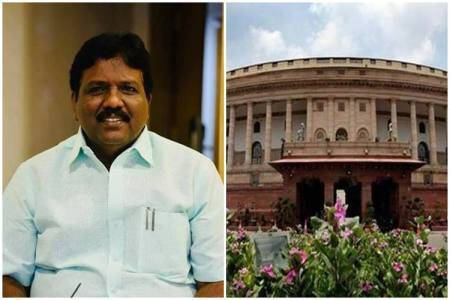 vck mp ravikumar, parliament, menstrual leave for working women, ரவிக்குமார் எம்.பி