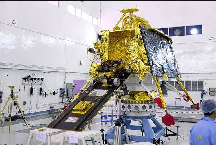 Rover of Chandrayan 2, ISRO chandrayan-2 Launch