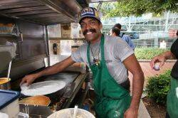nyc dosa man