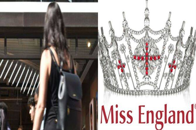 First Sri Lankan Miss England Finalist