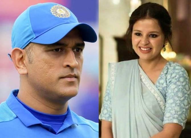 MS Dhoni's wife Sakshi linked with Amrapali fraud case