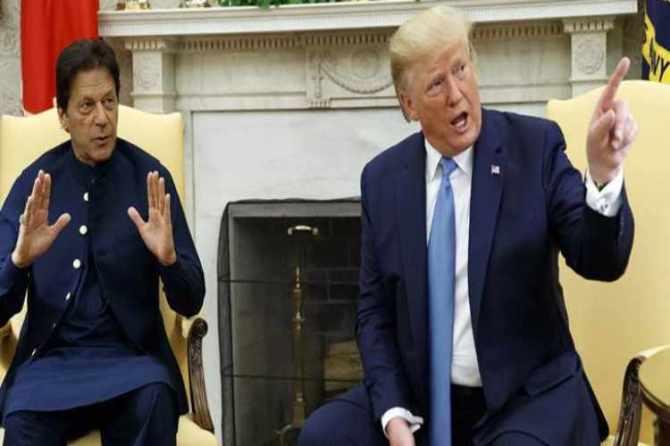 india, pakistan, modi, Imran khan, Donald trump, kashmir issue, manishankar aiyar, இந்தியா, பாகிஸ்தான், அமெரிக்கா, டிரம்ப், காஷ்மீர் விவகாரம்