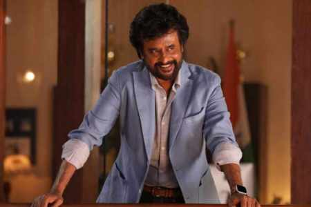 Darbar HD Images reactions