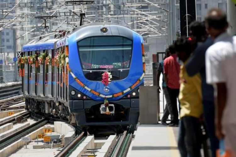 chennai, metro rail labour Strike , Chennai Metro high court case