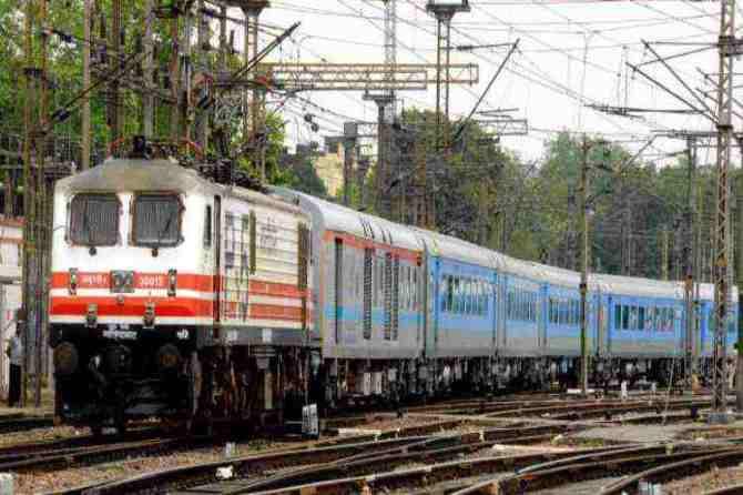 chennai delhi special train, special train ticket price