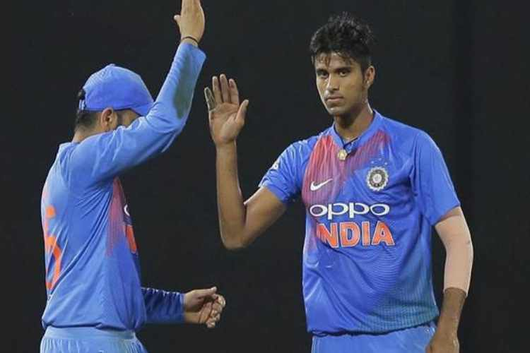 indian cricket team, virat kohli, washington sundar, west indies, t20 series, இந்திய கிரிக்கெட் அணி, விராட் கோலி, வாஷிங்டன் சுந்தர், வெஸ்ட் இண்டீஸ், டிவென்டி20 தொடர்