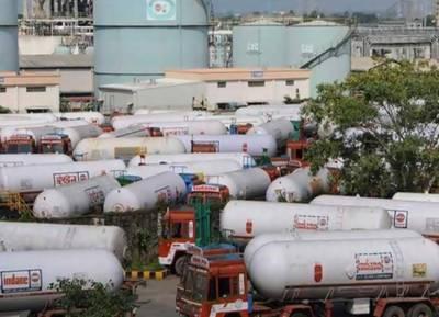 LPG Tanker lorry strike tamil nadu chennai high court - டேங்கர் லாரி உரிமையாளர்கள் வேலை நிறுத்தம் வாபஸ்: மத்தியஸ்தரை நியமித்து ஐகோர்ட் உத்தரவு