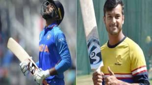 Mayank agarwal replace vijay shankar world cup 2019 - மிடில் ஆர்டர் பேட்ஸ்மேனுக்கு பதில் ஓப்பனிங் பேட்ஸ்மேனா! என்னங்க சார் உங்க திட்டம்?