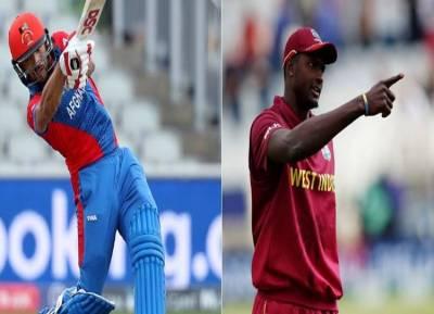 WI vs AFG Live Score, West Indies vs Afghanistan World Cup Live Score
