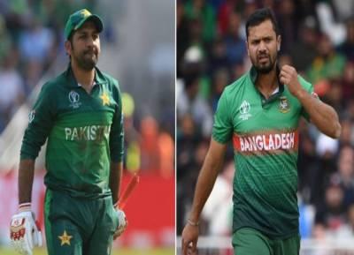 PAK vs BAN Live Score, Pakistan vs Bangladesh World Cup Live Score